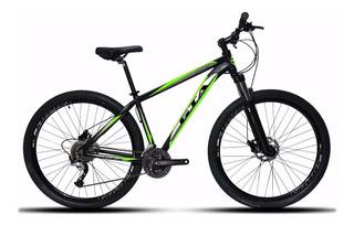 Bicicleta Aro 29 Gta Cambio Alivio M4000 27v Freio Hidraulic