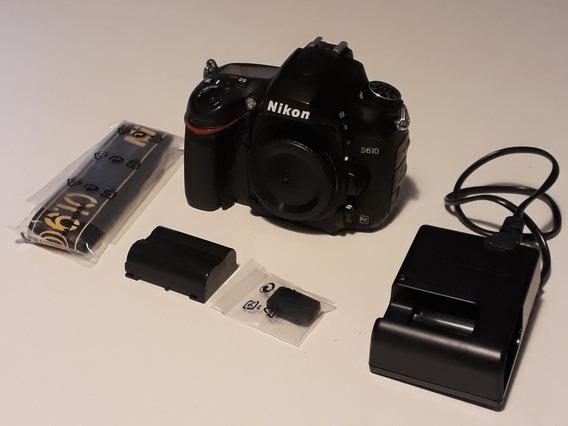 D610 Nikon Usada