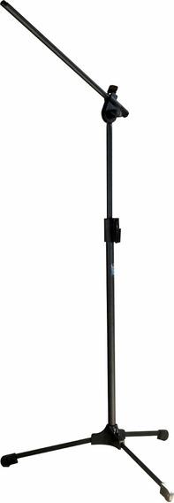 Pedestal Suporte Para Microfone Estante Girafa Trava Rapida