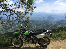 Kawasaki Klx 250 2013 15.000km 12millones