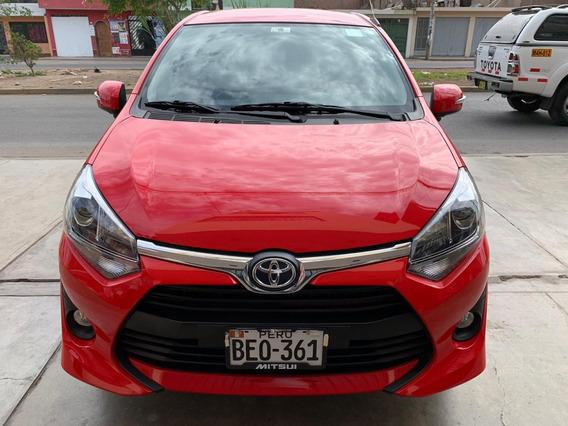 Toyota Agya 2018 Solo 3100 Km , No Picanto No I 10