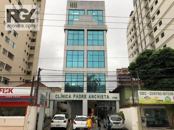 Prédio Comercial Médico Em São Vicente - Pr0032