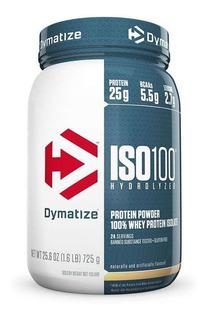 Iso 100 1.6 Lbs De Dymatize Isolate Proteína S/ Grasas