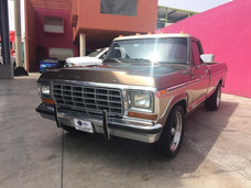 Ford Ranger 2pts 8cil. 1979 Oro