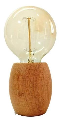 Lámpara Velador Escandinava