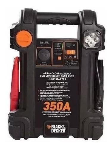 Auxiliar De Partida Bivolt -js350 Black E Decker