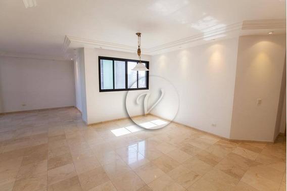Apartamento Residencial À Venda, Vila Valparaíso, Santo André. - Ap8629