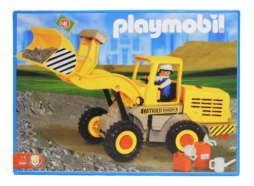 Playmobil Pala Cargadora 3458 Full