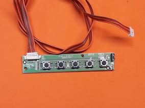 Teclado Sensor Ir Tv Philco Tv Ph24n91d Led