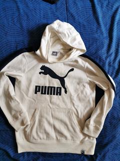 Sudadera Puma Hombre 852718-01 Look Trendy