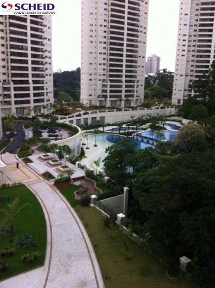 Dominio Marajoara 4 Dorms 2 Suites Lazer De Resort Lindo E Andar Alto 160m - Mc7370