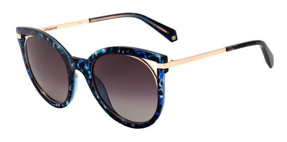 Polaroid Pld 4067 S - Óculos De Sol Jbw Jr Azul Mesclado Tra