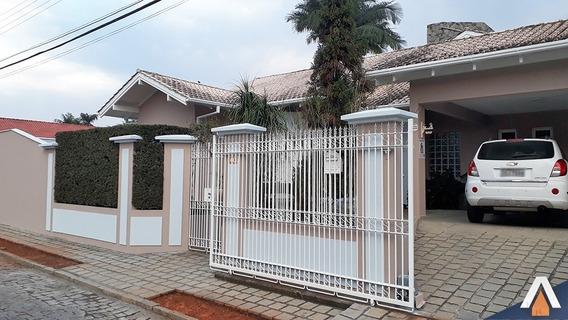 Acrc Imóveis - Casa À Venda No Bairro Itoupava Seca, Com 04 Dormitórios, Área Externa Com Piscina E 03 Vagas - Ca00668 - 32757915
