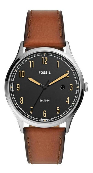 Relógio Masculino Fossil Forrester Prata - Original