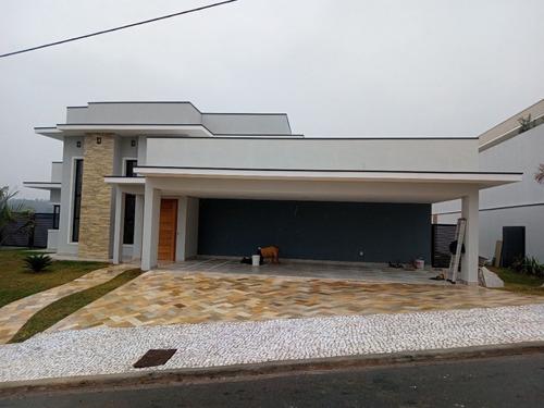 Imagem 1 de 30 de Casa Com 4 Dormitórios À Venda, 311 M² Por R$ 1.950.000,00 - Condomínio Residencial Villa Lombarda - Valinhos/sp - Ca1917