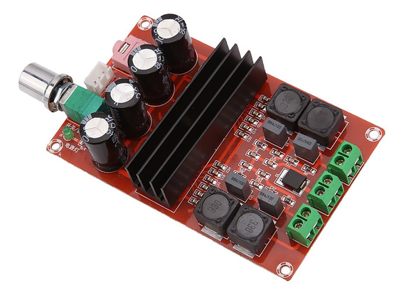 2x100w Tpa3116d2 Conselho Amplificador Auditivo Digital Tril