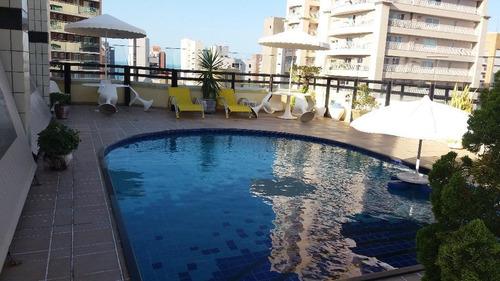 Apartamento Residencial À Venda, Meireles, Fortaleza. - Ap1442
