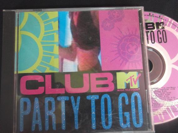 Club Mtv Party To Go Volume One - Mc Hammer, Vanilla Ice