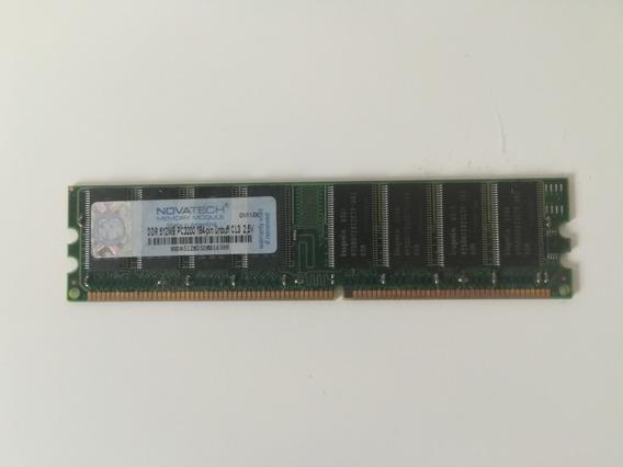 Memoria Ram Ddr 512 Mb Pc3200 - Novatech
