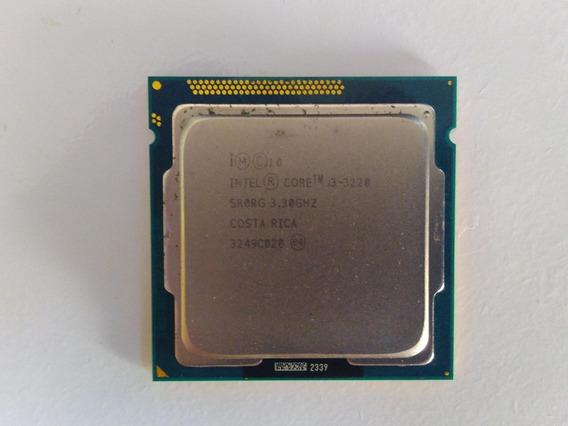 Defeito - Processador I3 3220 3.3ghz 1155