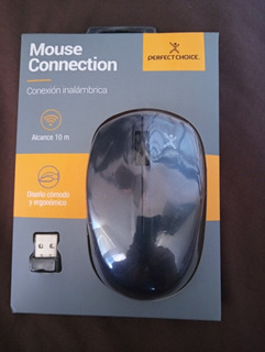 Mouse Connection Perfect Choice Inalámbrico
