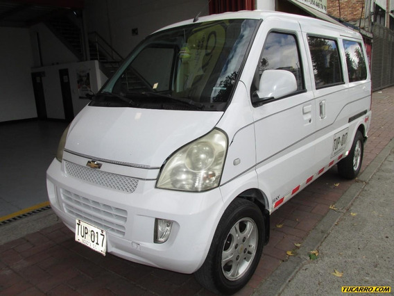 Chevrolet N300 Van 1.206 Mt