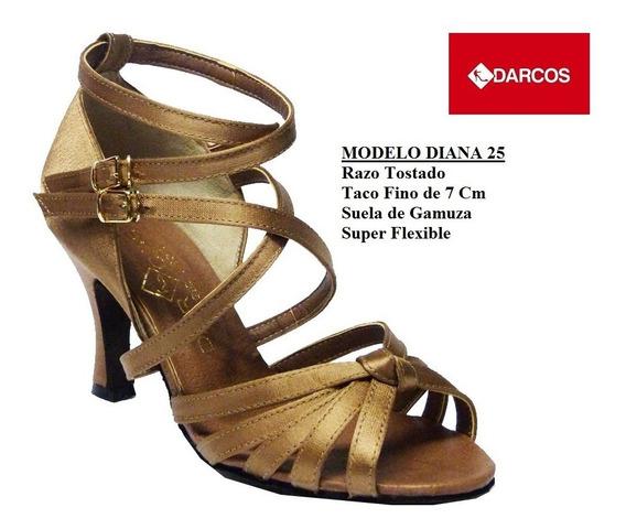 Zapatos Para Bailar Salsa Tango Bachata Darcos Diana 25
