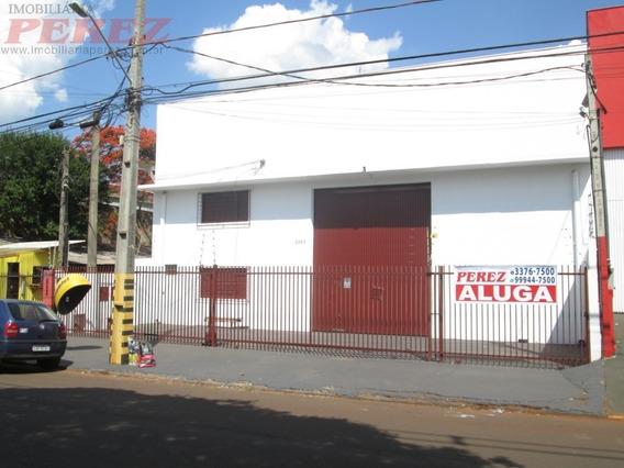 Barracões_galpões Para Alugar - 13650.6407