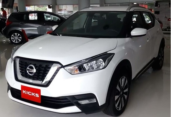Nissan Kicks 1.6 Advance At Cvt 2020 0 Km Patentada