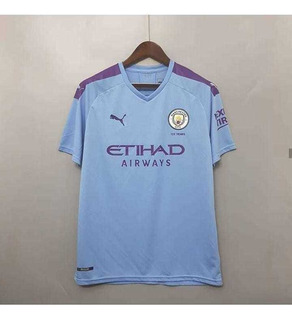 Camisa Manchester City Puma 2019/2020
