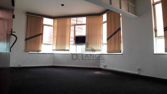 Sala Comercial - Centro De Campinas - Sa0141