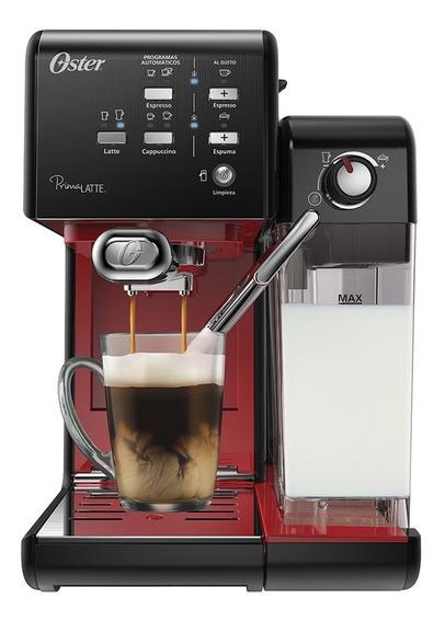 Cafetera Espresso Primalatte Oster 6701 (negra)