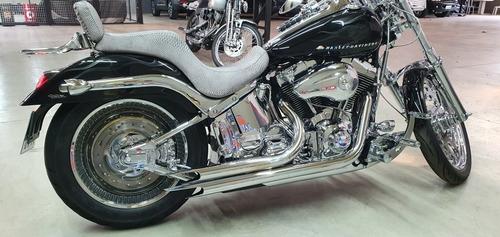 Harley Davidson Fxstd - Deuce