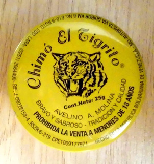 Chimo El Tigrito 100% Venezolano X 12cena Envio Nacional