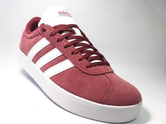 Tenis adidas Masc Vl Court 2 Vnh Bco Original