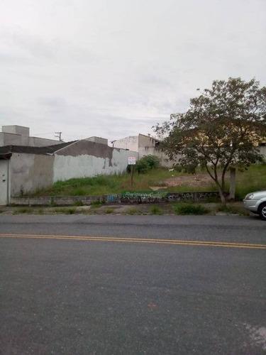 Imagem 1 de 1 de Terreno À Venda, 400 M² Por R$ 415.000,00 - Villa Branca - Jacareí/sp - Te1040