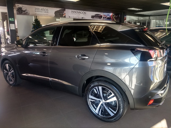 Peugeot Suv 3008 Gt Line 1.6 Gasolina Turbo 4 Cilindros Aut.