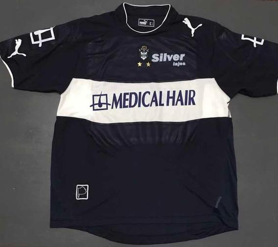 Camiseta Gimnasia La Plata Gelp 2005. Utileria #16 N.cabrera