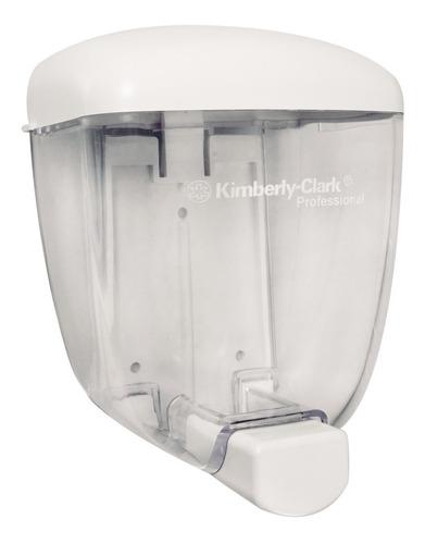 Imagen 1 de 3 de Dispensador Jabon Gel Antibacterial Kimberly Clark Blanca