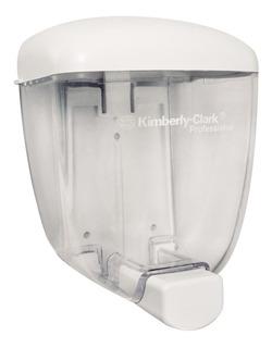 Dispensador Jabon Gel Antibacterial Kimberly Clark Blanca