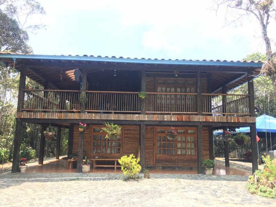 Vendo Hermosa Cabaña En Santa Elena