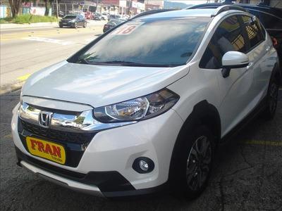 Honda Wr-v Ex Cvt Motor 1.5 2018 Branco