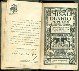 Misal Diario Popular