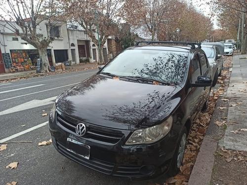 Imagen 1 de 10 de Volkswagen Voyage 2012 Gnc