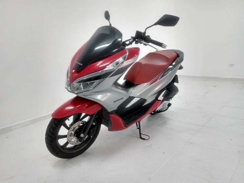 Honda Pcx Sport 150 Abs 2019 Vermelha Com 3000km