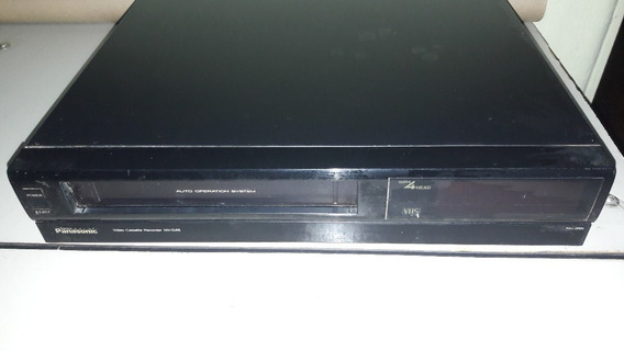 Video Cassete Panasonic Nv-g46br Funcionando - No Estado