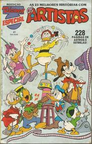 Gibi - Disney Especial Vol. 41 - Os Artistas