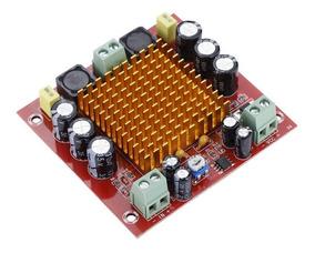 Placa Montada Amplificador Mono Tda3116d2 Ativador 150w