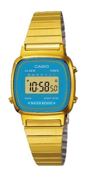 Relógio Feminino Casio Vintage