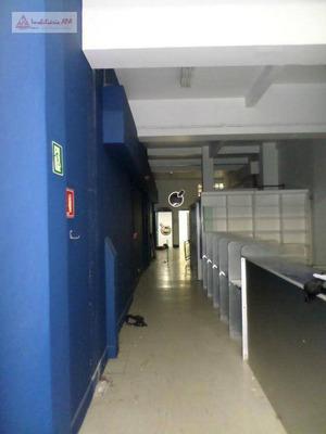Loja Comercial Para Locação, Liberdade, São Paulo. - Lo0001